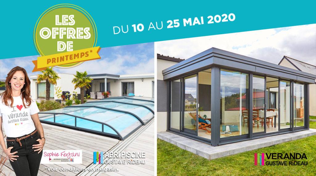 Découvrez les offres de Printemps du 10 au 25 mai 2020 avec Atrio