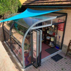 Abri de terrasse Panoramik 2